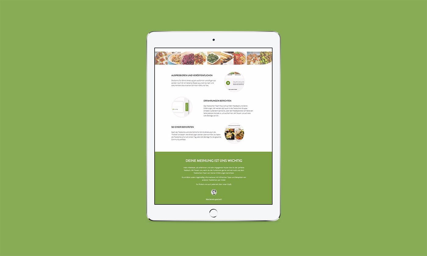 Chefkoch Testküche | Formrausch